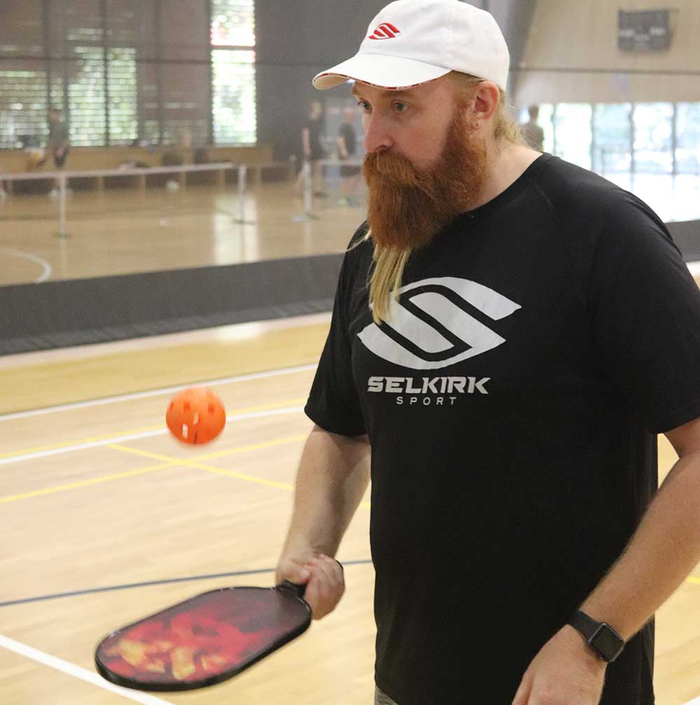 Tony Morgan - PB Sports owner - supplier of all things pickleball.
